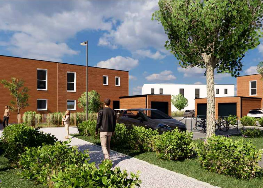 Maison Quartier Certé – Trignac